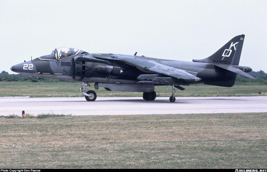 McDonnell Douglas AV8B Harrier II aircraft picture