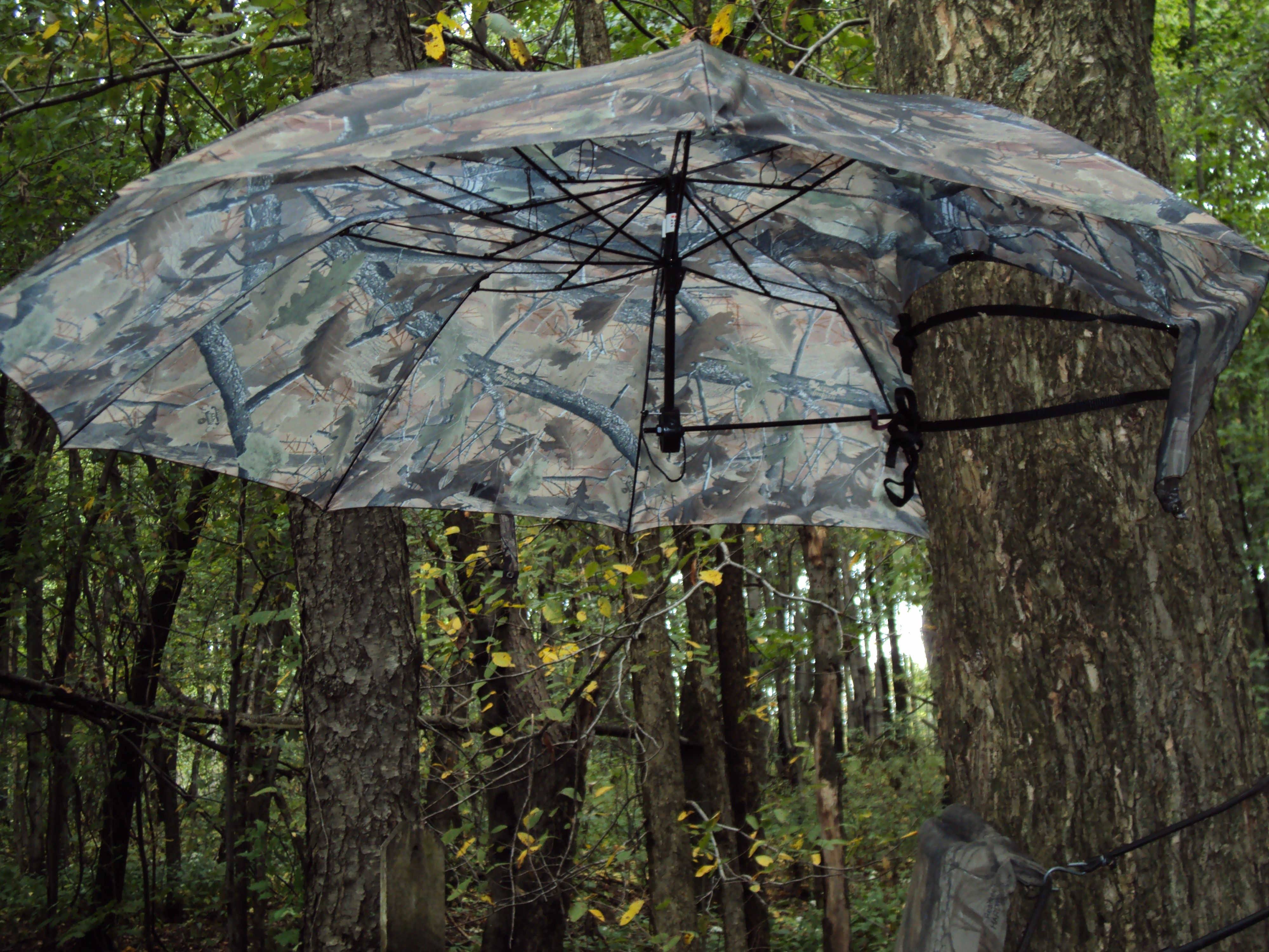 16 95 54 Quot Instant Tree Stand Umbrella Hunting Gear