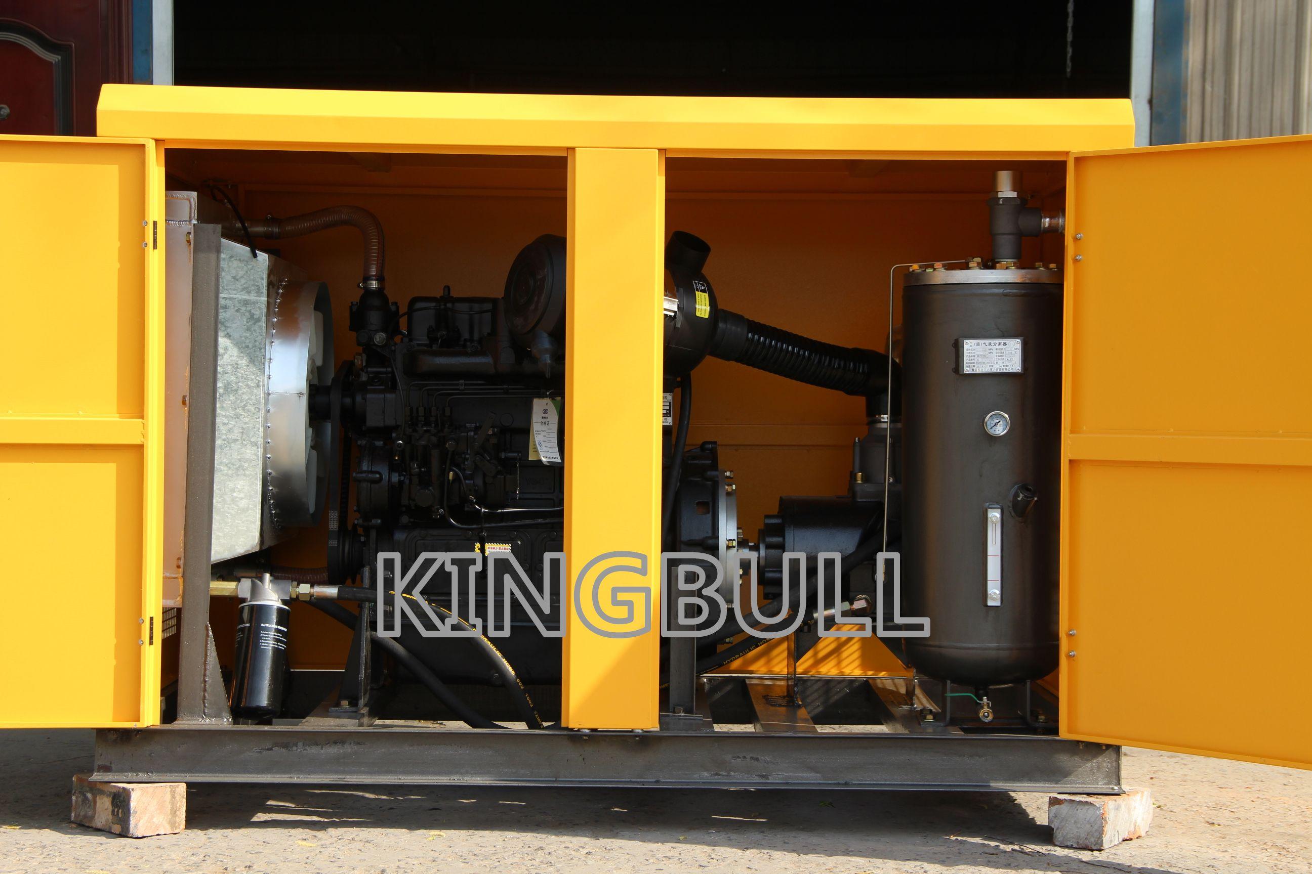 500l Air Compressor Unit Air Tank Factory PriceKINGBULL