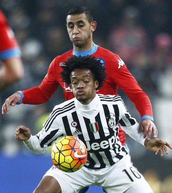 Juventus-Napoli, il film della partita