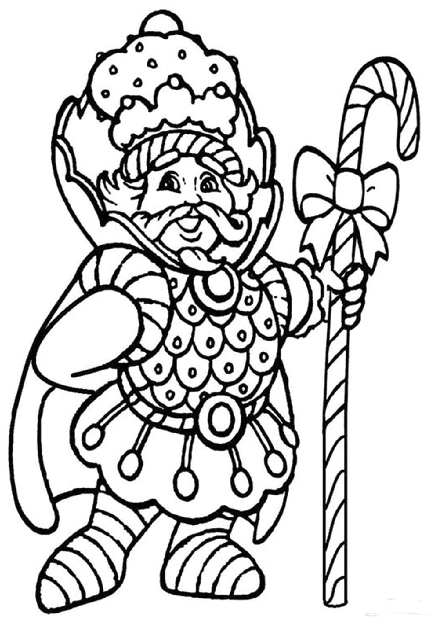 Pin On Dessert Food Coloring Pages