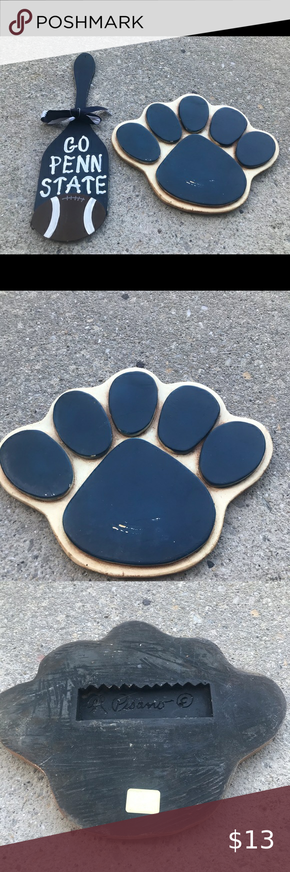 Penn State Decor In 2020 Paw Print Decorations State Decor Decor 38kb, penn state paw print clip art picture with tags: pinterest