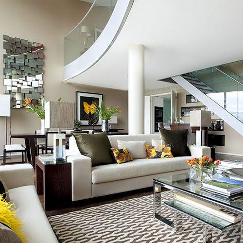 Resultado de imagen para casas modernas por dentro arq - Casas bonitas por dentro ...