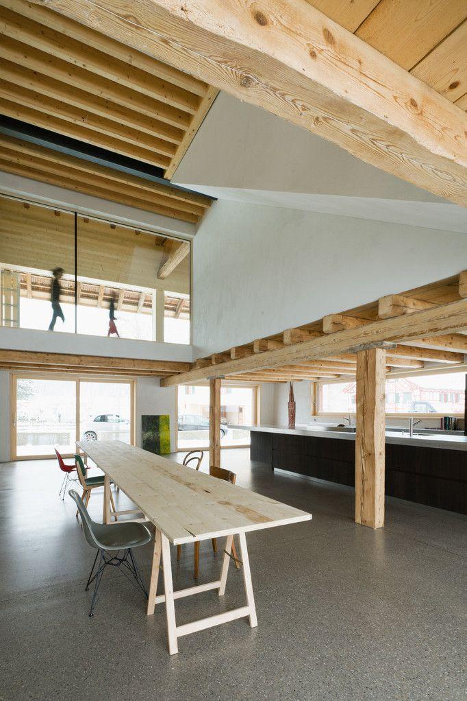 148 gizehus zech architektur architecture pinterest architektur bauernhaus und scheunen. Black Bedroom Furniture Sets. Home Design Ideas