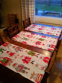 Ikea 2012 christmas textile