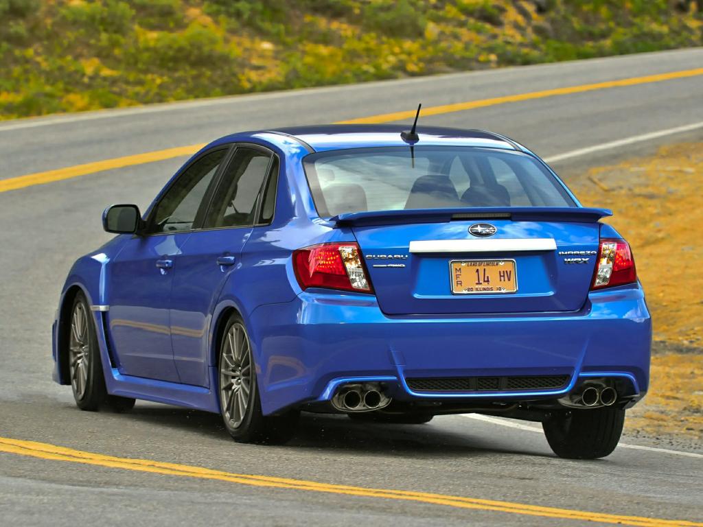 2014 Subaru Impreza WRX Sedan | Subaru | Pinterest | 2014 subaru ...