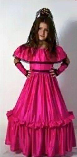 0d20d6351 Pollera De Paisana O Dama Antigua - $ 220,00 | Disfraces | Vestidos ...