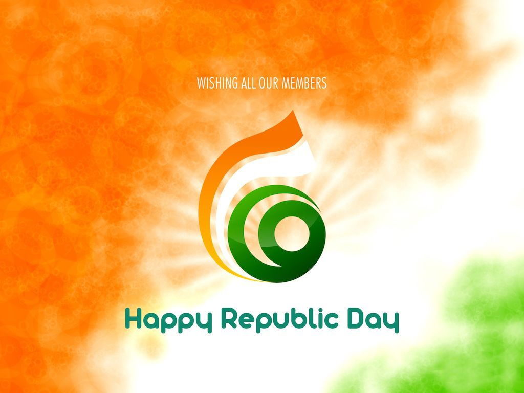 Here Is Huge Collection Of 26 January Morning Wishes Sms With Hd Wallpaper Indian Republic Da Happy Republic Day Wallpaper Republic Day Wallpapers Republic Day