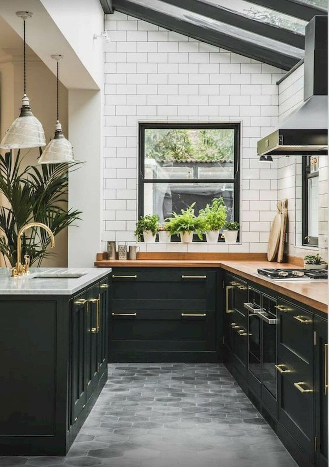 9 Awesome Floor Kitchen Ideas for an Eye catching Kitchen ...