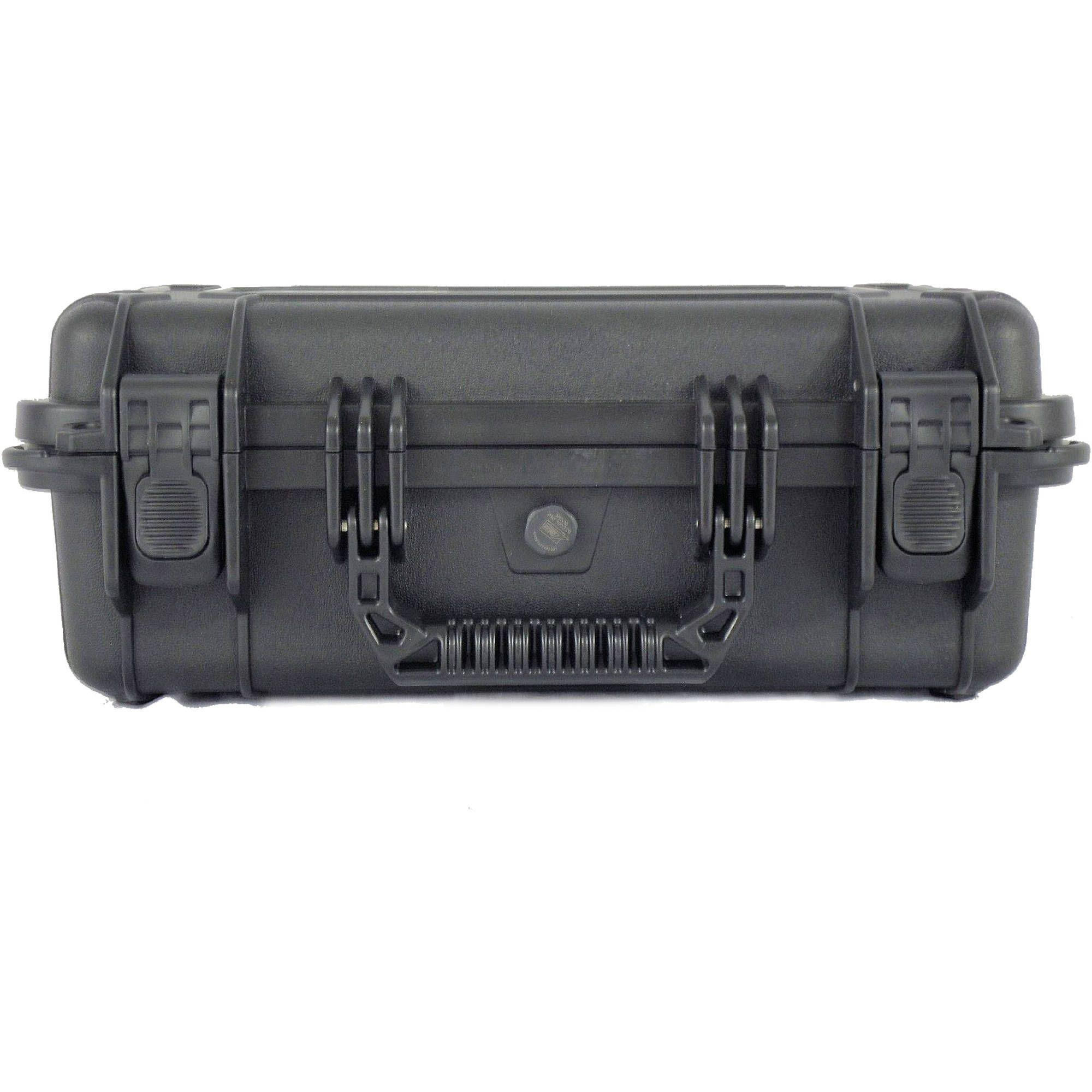 Black Condition 1 Hard Case 100232 Airtight//Watertight