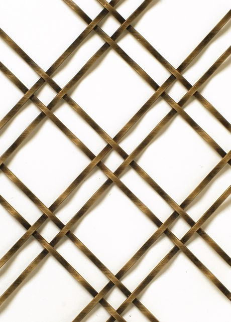322 Ab Wire Mesh Lattice Insert For Cabinet Doors