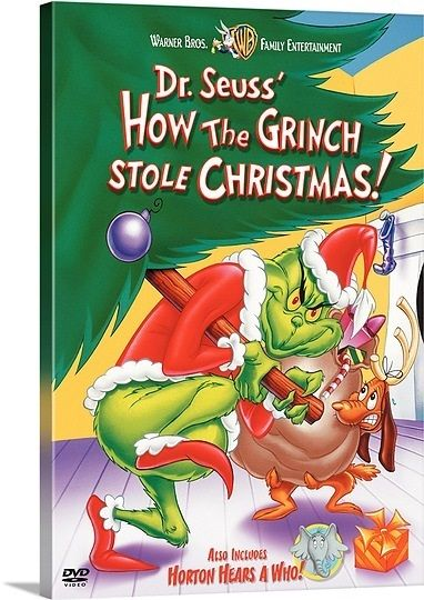 How The Grinch Stole Christmas 1966 Christmas Movies List Best Christmas Movies Great Christmas Movies