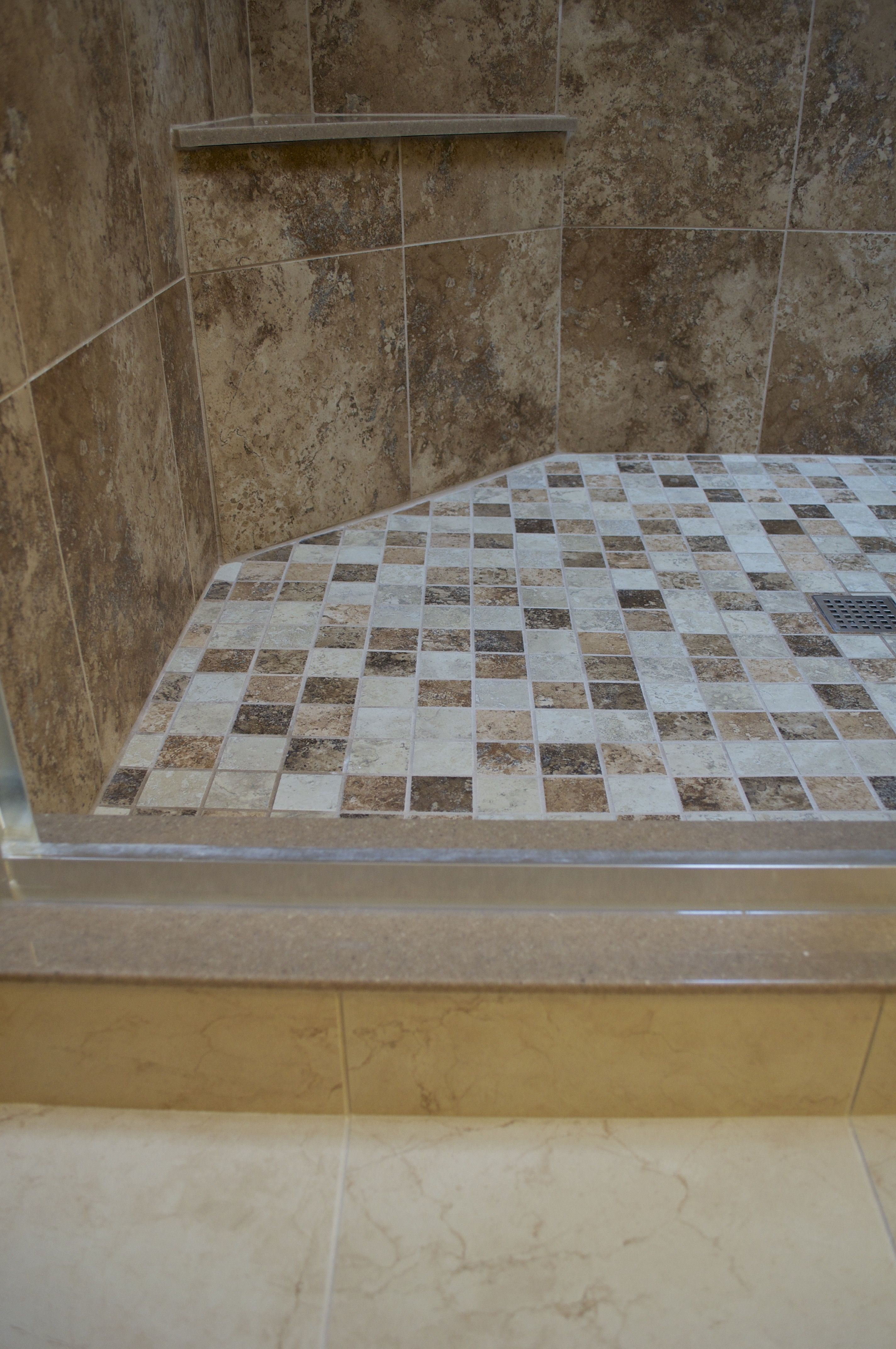 Cmh Builders Solid Surface Shower Threshold Shower Threshold