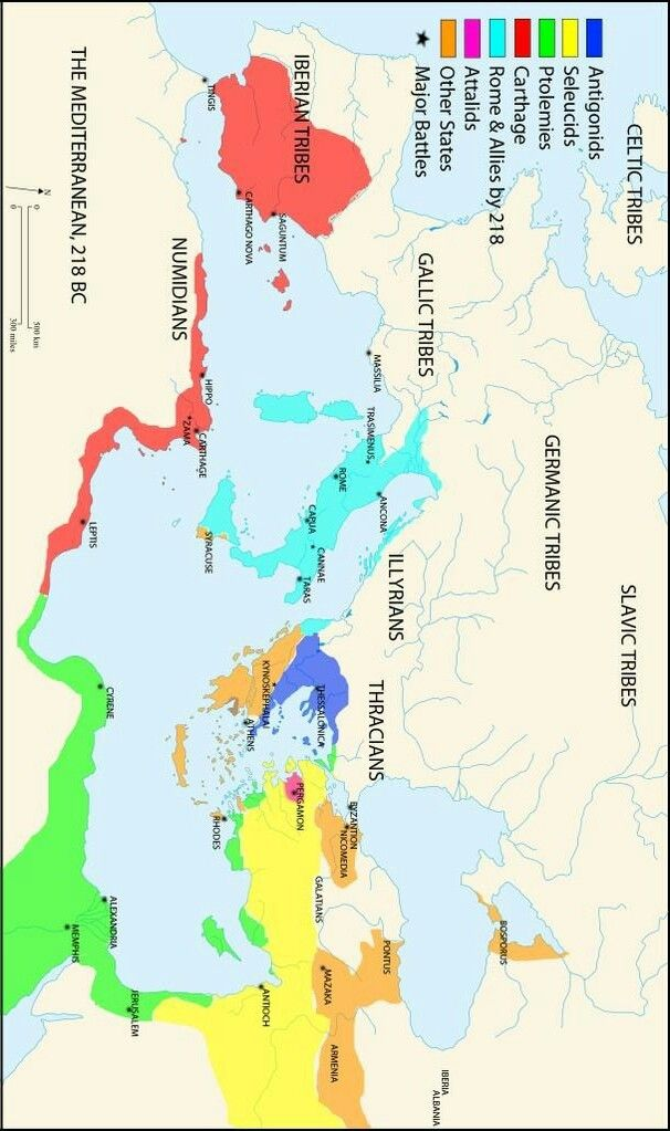 The Mediterranean Sea 218 BC Abstract facts Pinterest