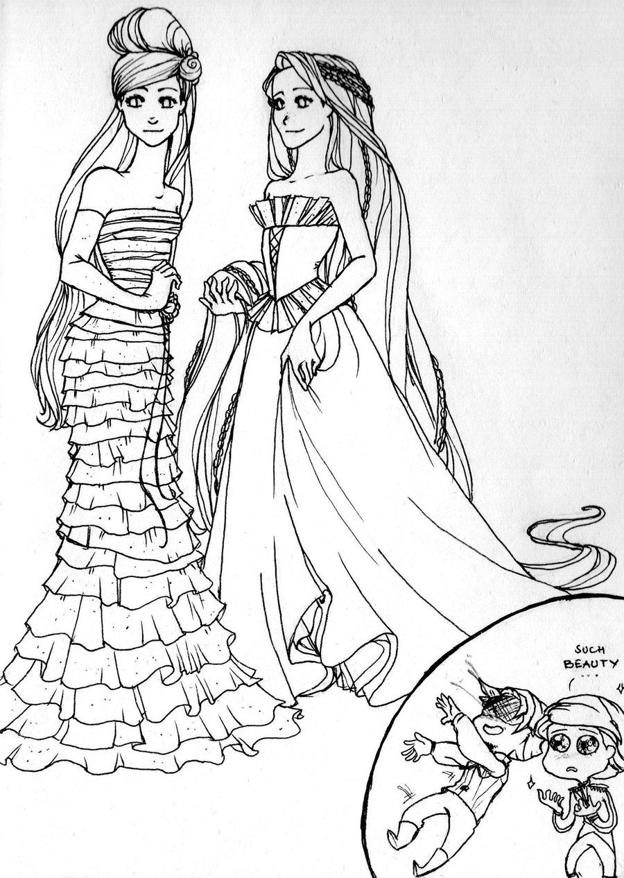 disney-princess-ariel-and-eric-coloring-pages-pgeic28cy.jpg (900 ...