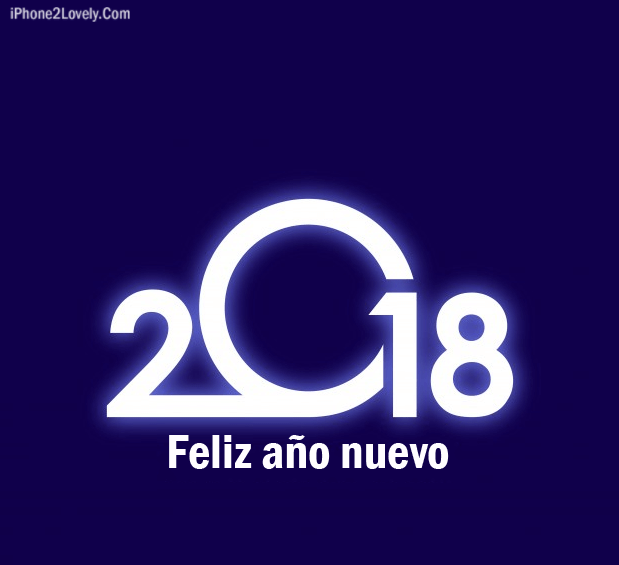 happy new year 2018 in spanish
