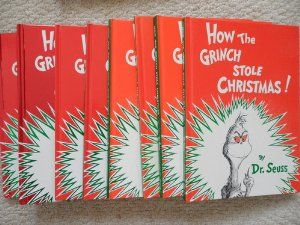 How the Grinch Stole Christmas ~ Guided Reading Classroom Set: Dr. Seuss: Amazon.com: Books