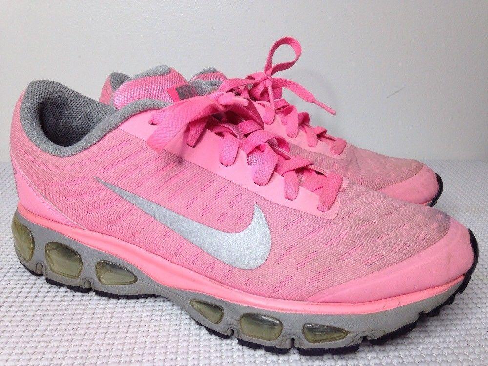 da6bcde951 ... ireland womens nike air max tailwind 5 running shoes pink gray 9.5 nike  runningcrosstraining 5c5fc 66c71