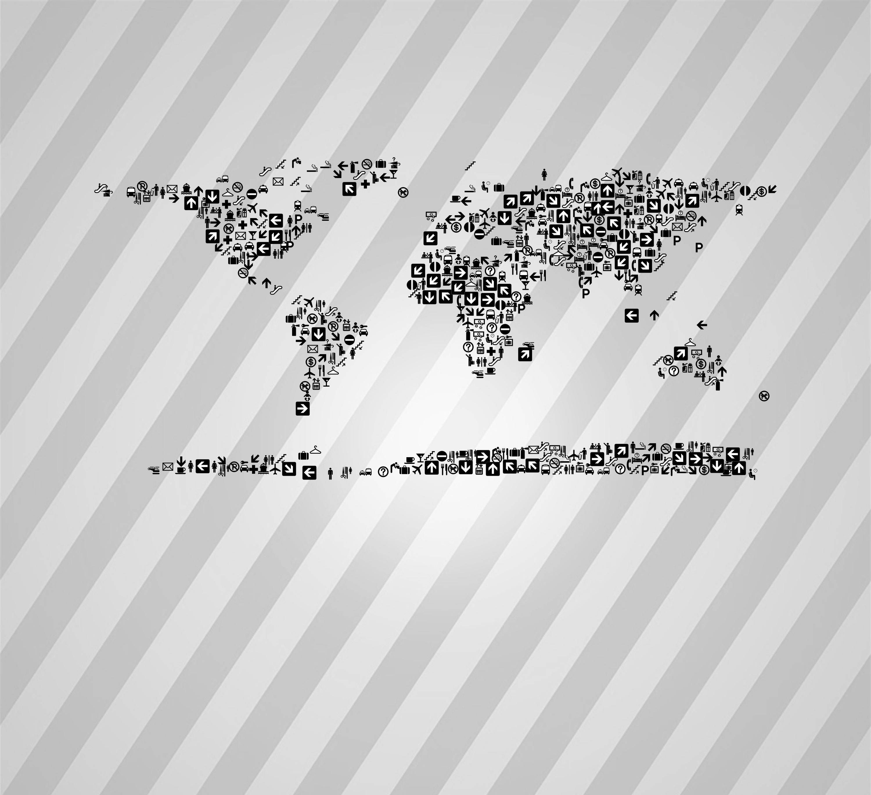 World map icons svg dxf eps silhouette rld rdworks pdf png ai world map icons svg dxf eps silhouette rld rdworks pdf png ai files digital cut gumiabroncs Images