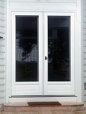 Screen Tight French Doors Front Doors With Windows Glass Storm Doors