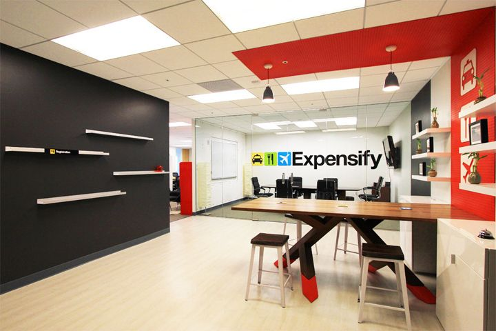 A company that provides user-friendly expense reports, Expensify