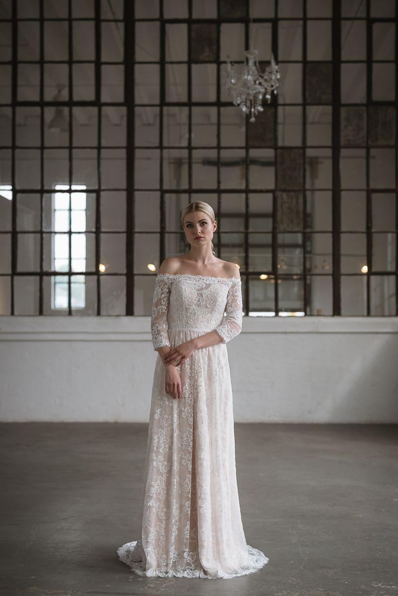 Ilyssa winter wedding pinterest dress collection winter