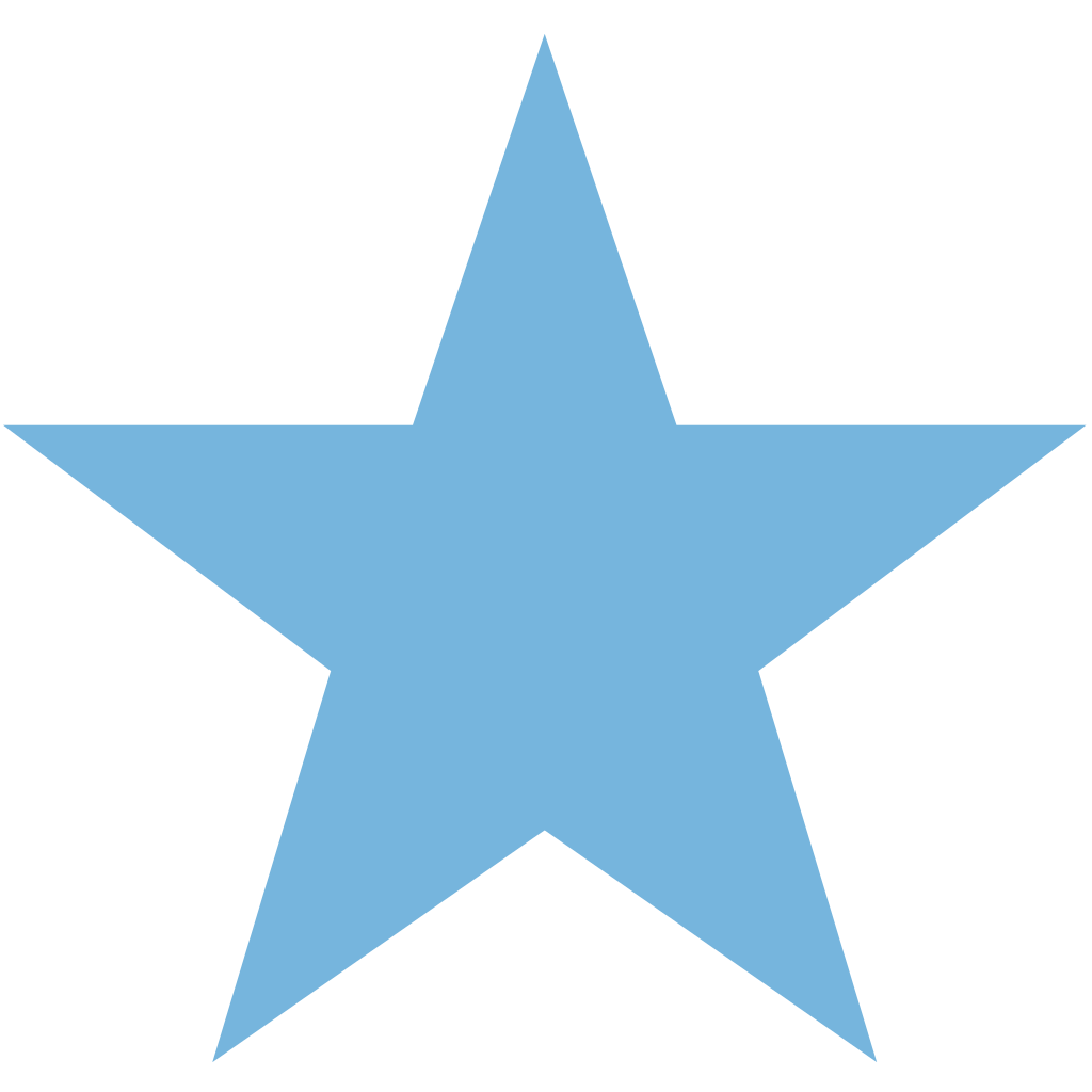 White Star Png Transparent Background Hd Png Download Blue Star Transparent Background Overlays Picsart