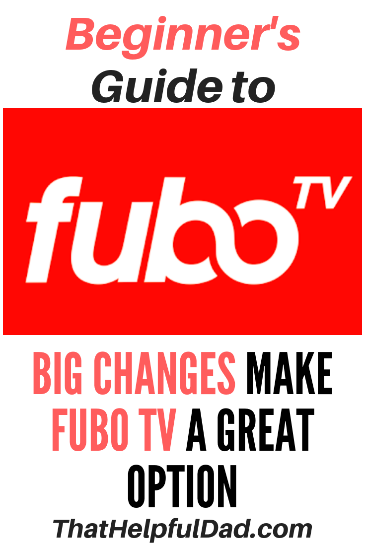 In 2019 FuboTV made some major updates that have now allowed