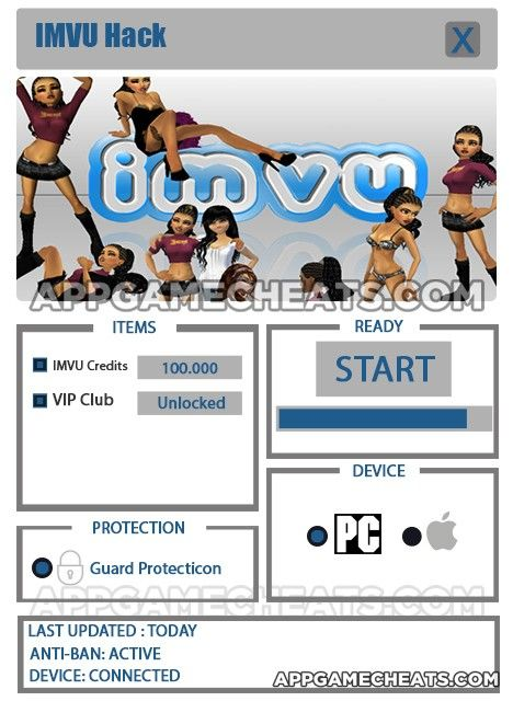 🐈 Imvu mobile apk mod all unlocked   IMVU: 3D Avatar Apk Mod Unlock