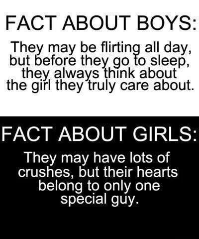 Boy vs girls | Boy facts, Girl facts, Love facts