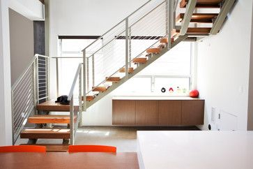 Best U Shaped Stair Design Ideas Pictures Remodel And Decor 640 x 480
