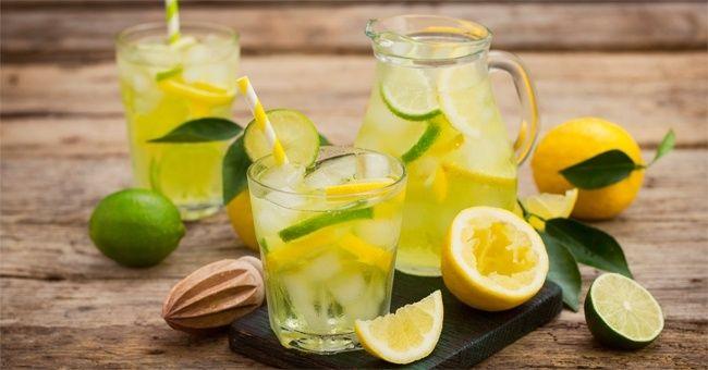 Depurati ogni giorno col succo di limone