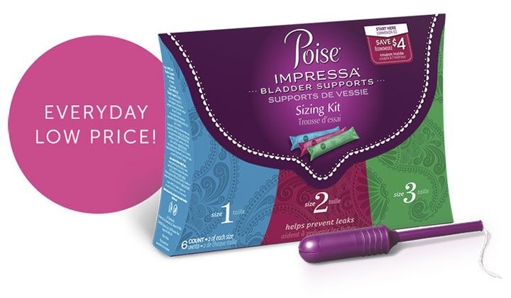 FREE Poise Pads Samples Free samples for women, Free
