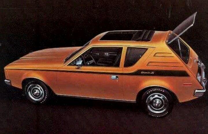 Sunroof Amc Gremlin Gremlins American Motors