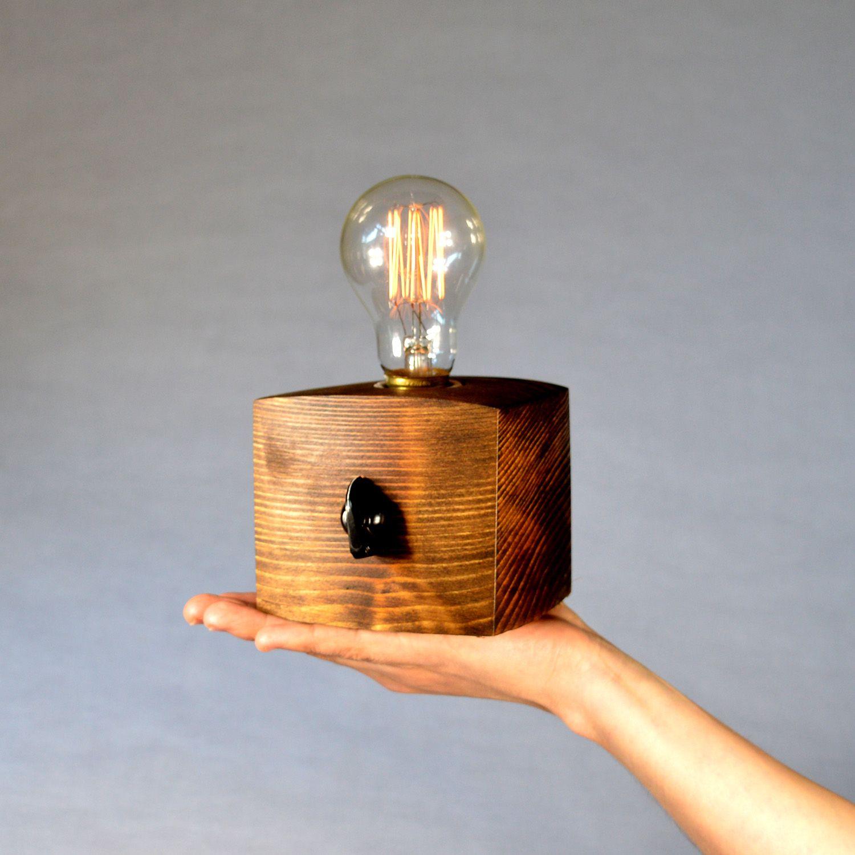 lamparas rusticas de madera de edicin limitada arganza by