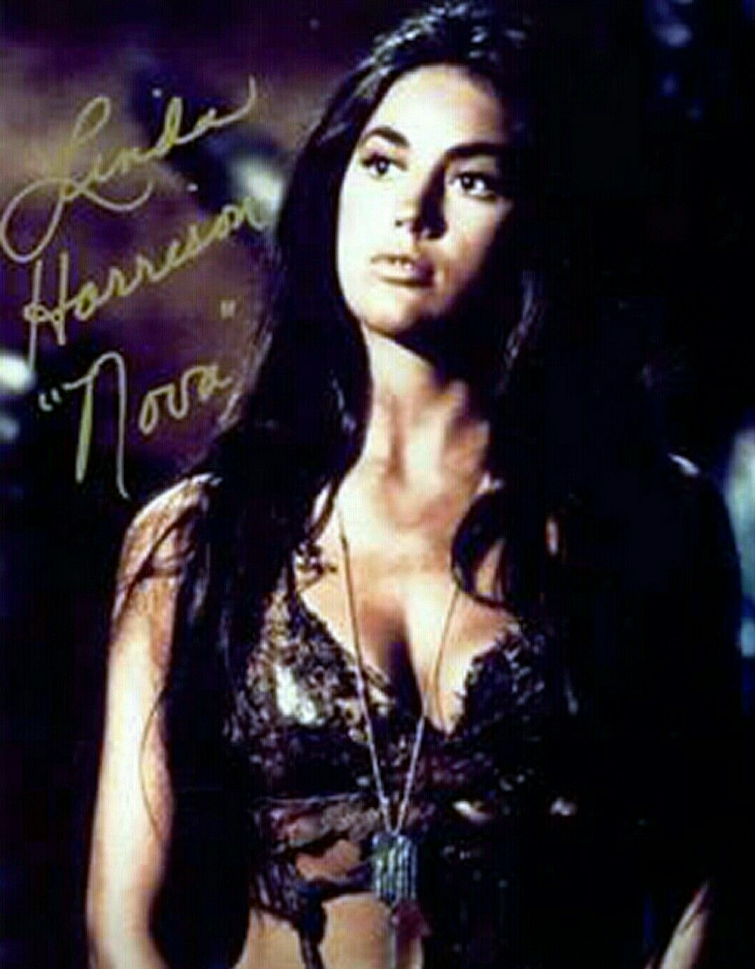 Nova Linda Harrison Beneath The Planet Of The Apes 1970