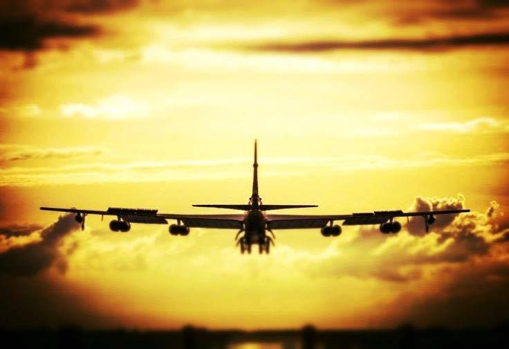 USAF Awesome B-52 Bomber picture.