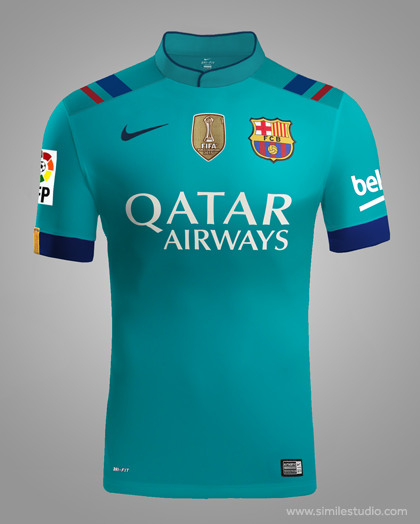 F.C. Barcelona 2016 2017 Rumores (Concept Kit) on Behance  21f865382a489