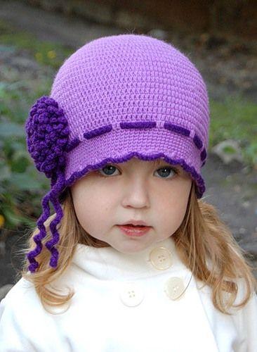 hermosa | Crochet hats and scarves | Pinterest | Mütze, Hauben und ...