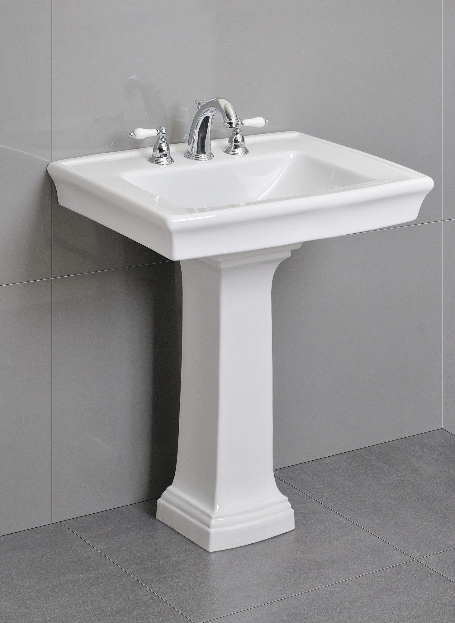 Icera Julian Pedestal Sink   LP 2320.100