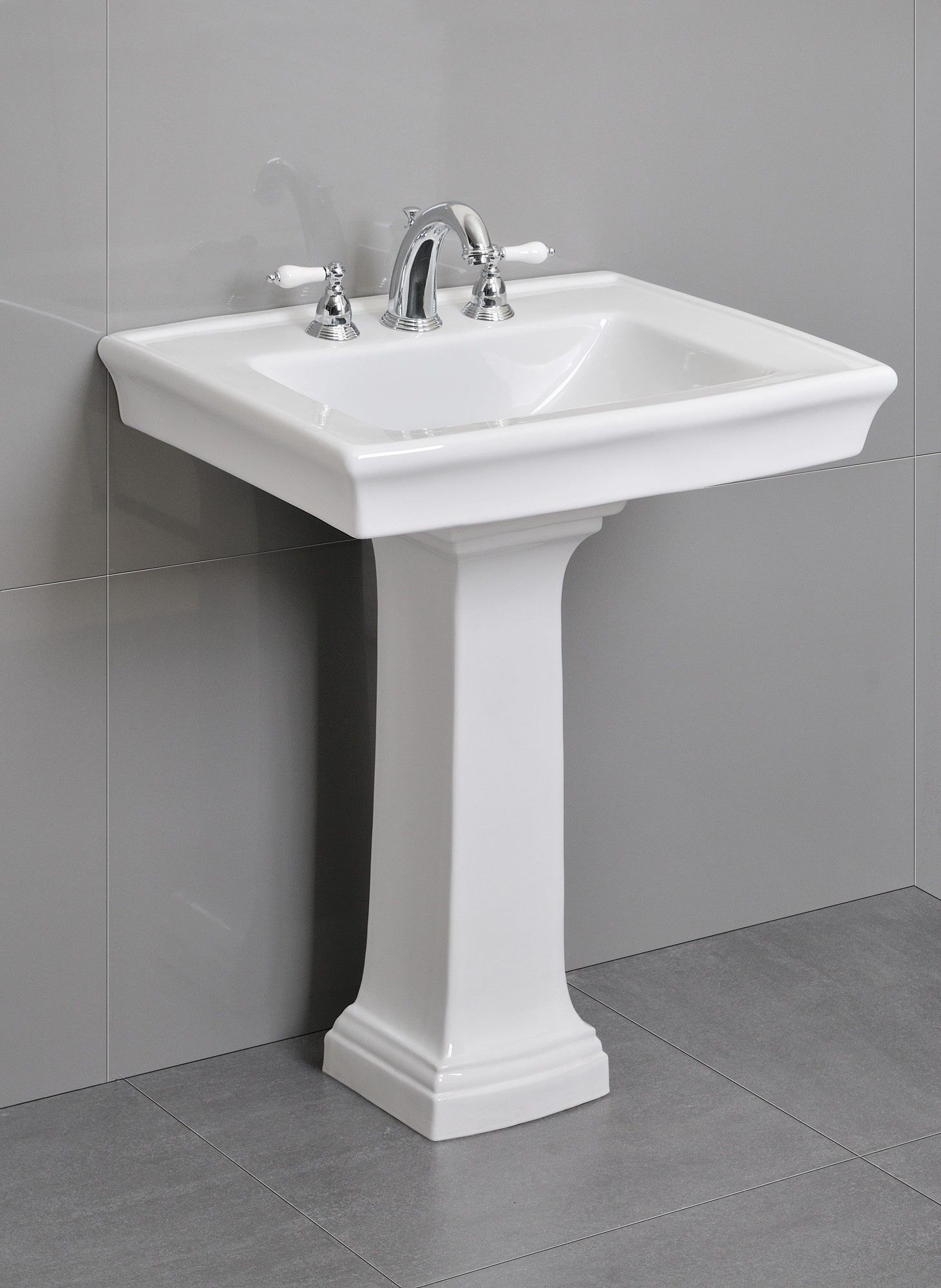 Icera Julian Pedestal Sink Lp 2320 100 Bathroom Ideas