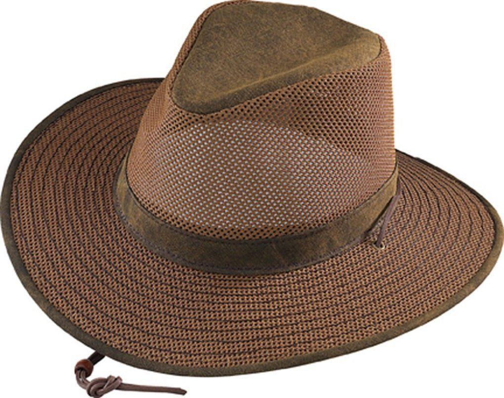 Henschel 5310-59 Aussie Packable Mesh Breezer Hat  8b81a38e786b