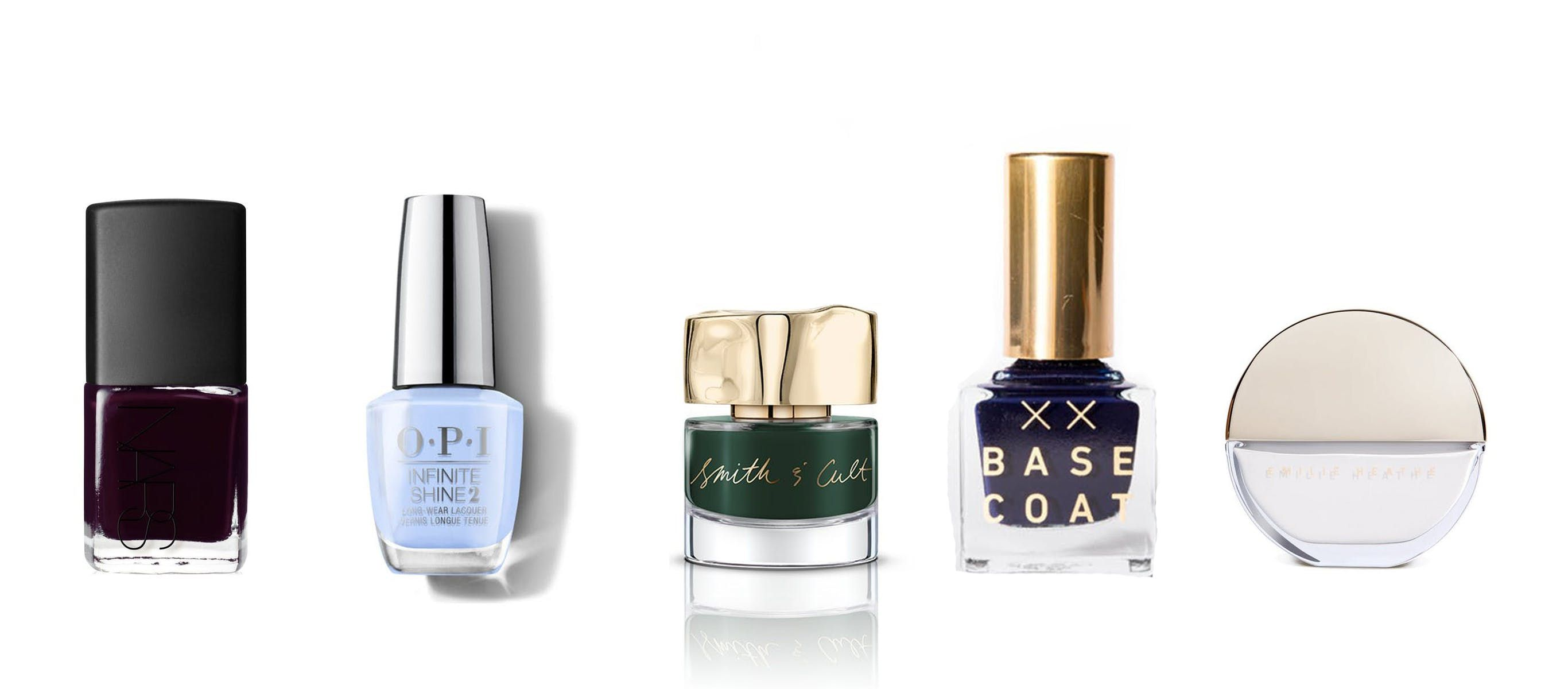 12 Cool Toned Nail Polishes For Rocking A Winter Ready Mani Nail