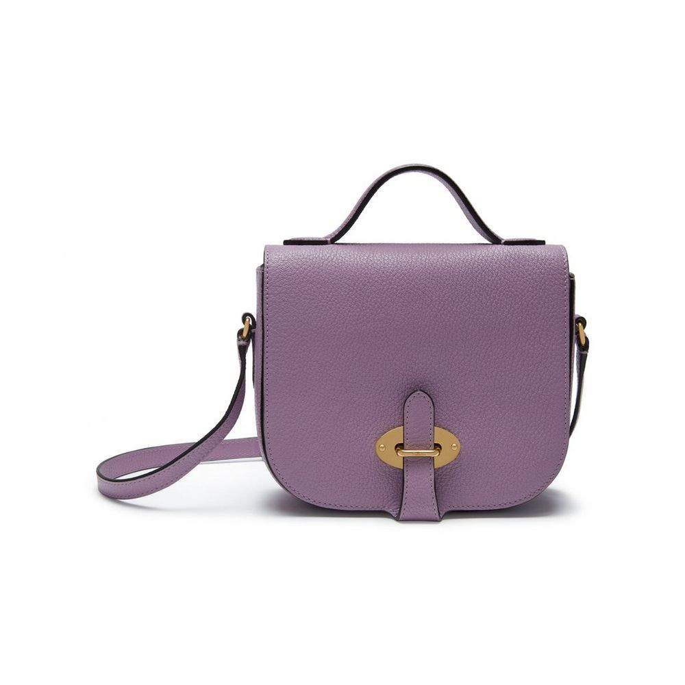 16927ee7c2 Cross Body · Wallets · Shop the Lilac Leather Small Tenby on Mulberry.com.  The Small Tenby is combination