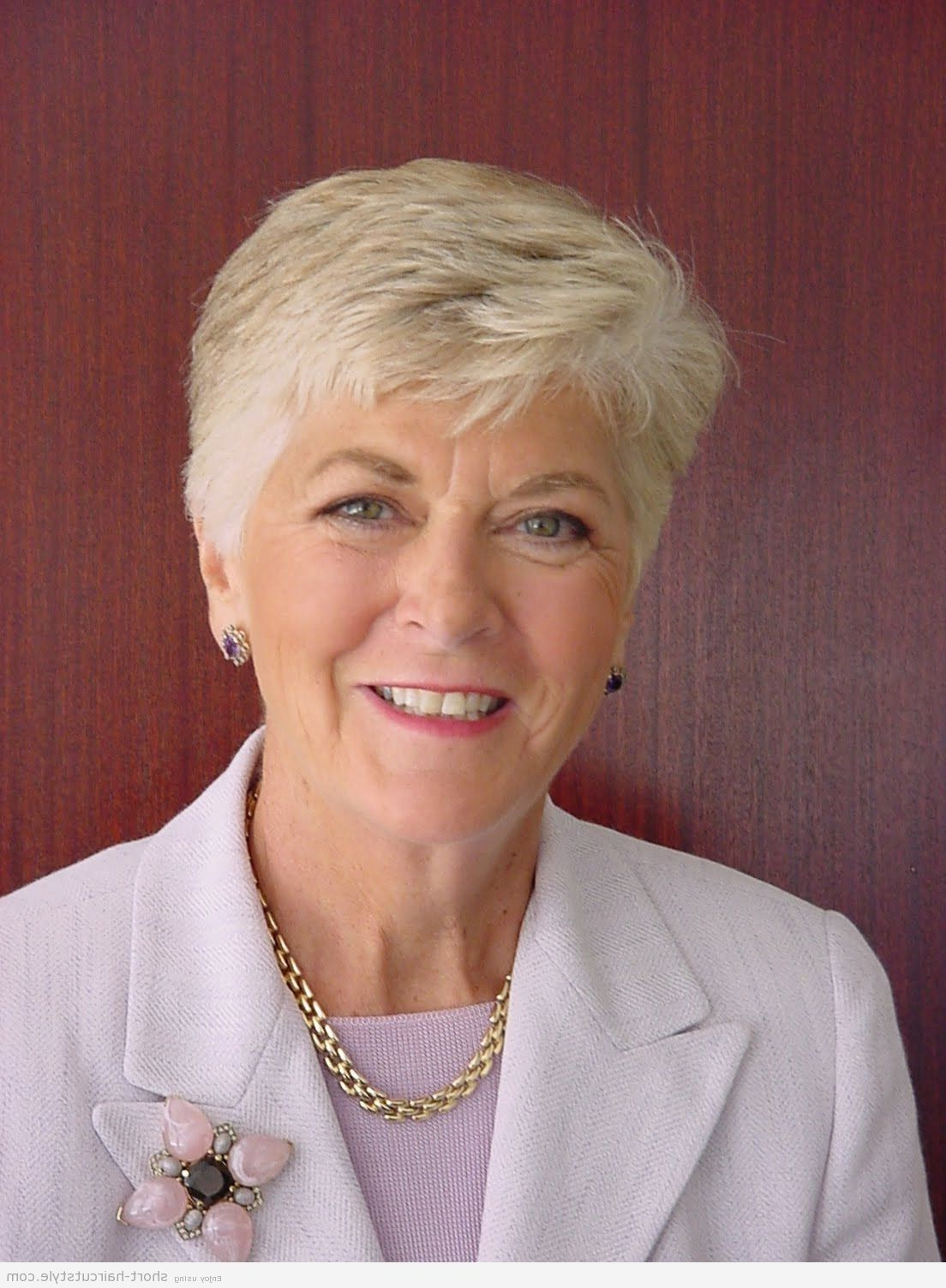 Haircuts For Women Over 70 Gorgeous Hairstyles For Women Over 70 Of 29 Incredible Haircuts Fo Thick Hair Styles Very Short Hair Short Hairstyles For Women