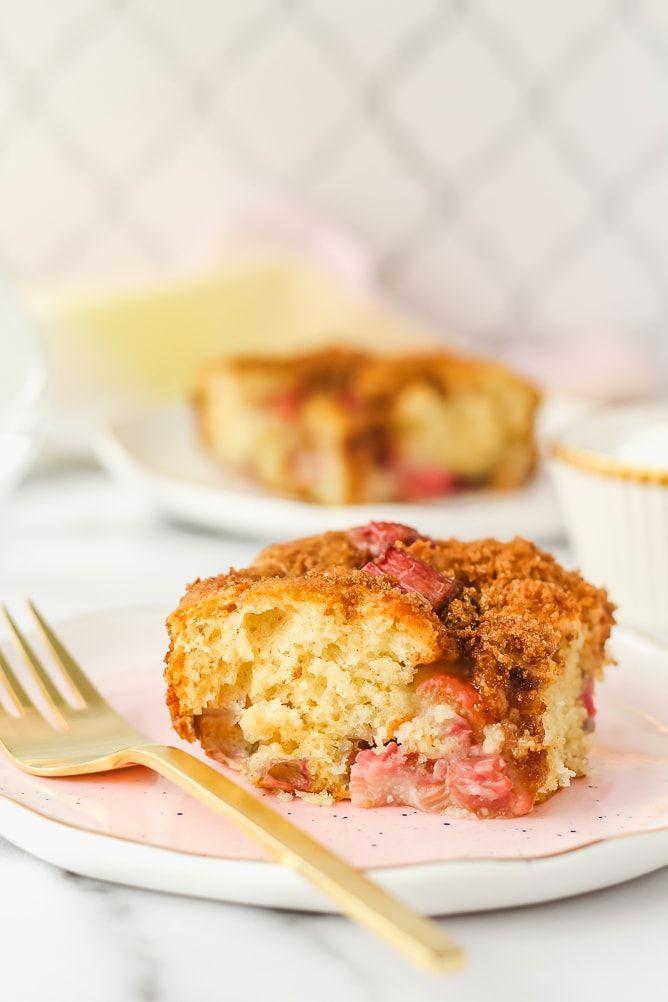 Rhabarberkuchen - Kochen in meinen Genen   - Cakes, Pies and Tarts -