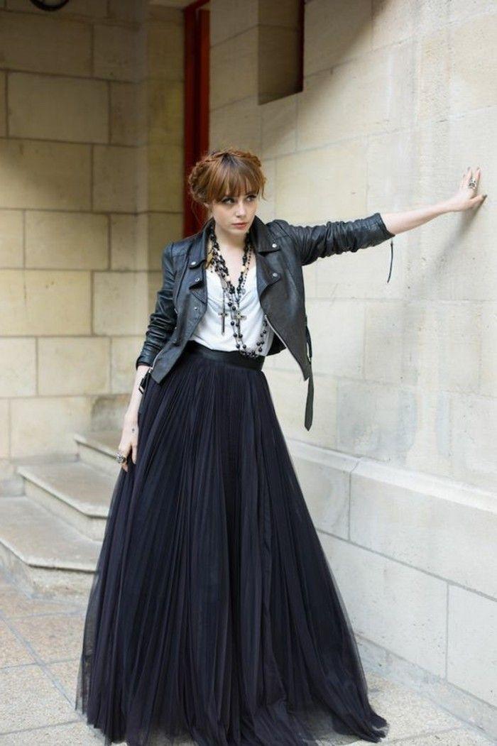 64815f47f25b77 Comment porter la jupe tutu | Lovely outfits | Jupe tutu, Jupe tutu ...