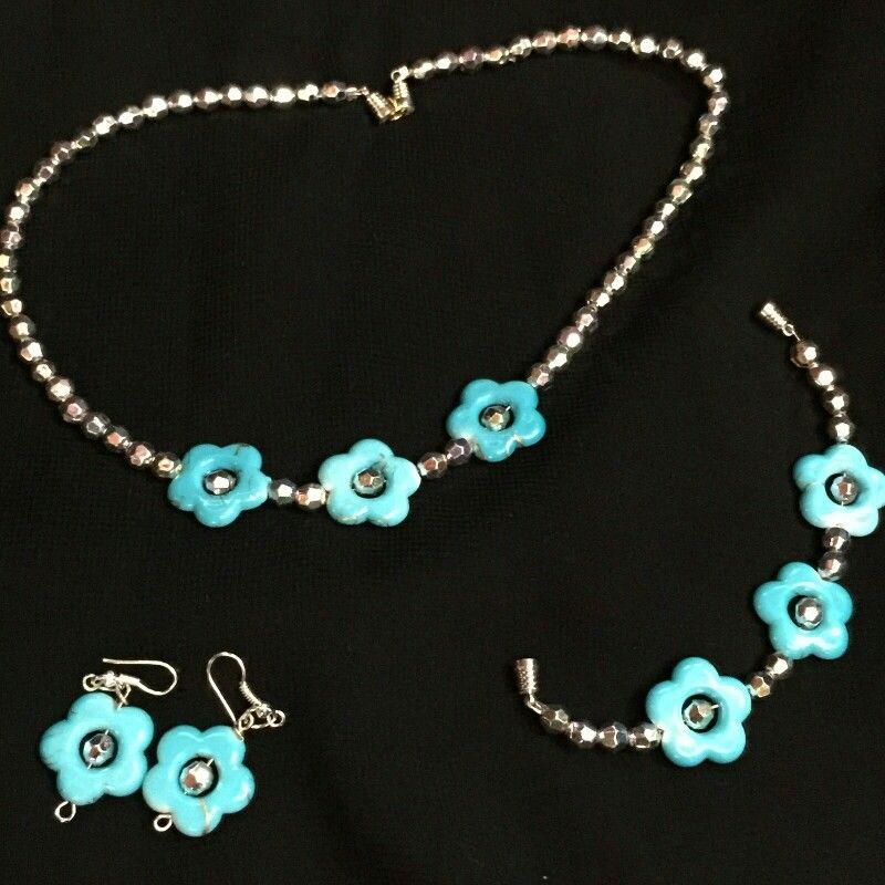 اكسسوارات اطفال Jewelry Necklace Turquoise Necklace