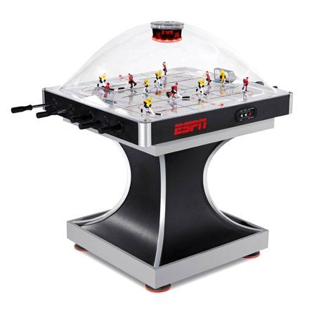 Sports Outdoors Espn Hockey Multi Game Table