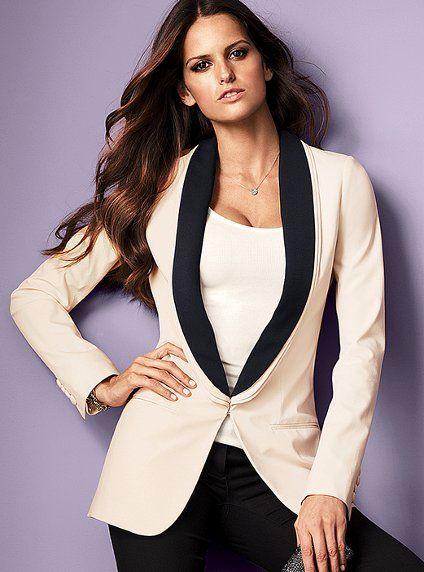 long tuxedo jacket. | in the name of fashion | Pinterest | Tuxedo ...